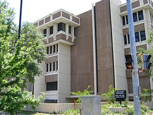 Gainesville, Florida - Alachua County Courthouse Family and Civil Justice Center