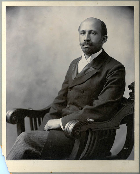 File:Du Bois, W. E. B., Boston 1907 summer..jpg