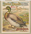 Duck brand molasses. Bryan Bro's New Orleans LCCN2003667054.jpg