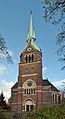 Duisburg, Hamborn, Friedenskirche, 2012-11 CN-04.jpg