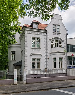 Heerstraße in Duisburg