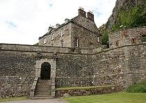 Dumbarton Castle 20090607 south entrance.jpg