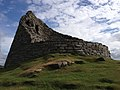 Dun Carloway Broch, Isle of Lewis, elevation.jpg