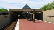 Dunn Loring station, May 2010.jpg