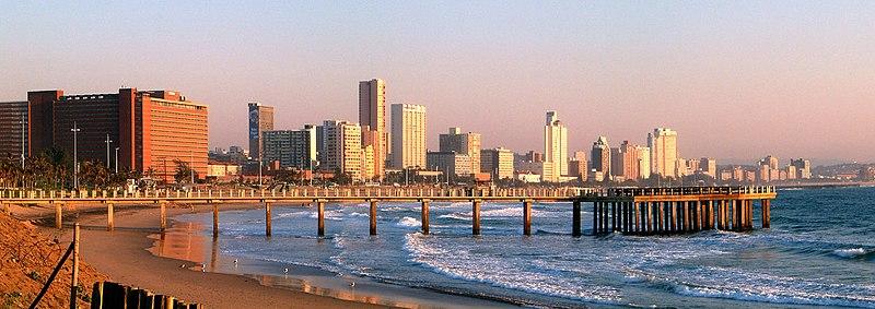 Durban wikipedia die stadshorison van durban fandeluxe Choice Image
