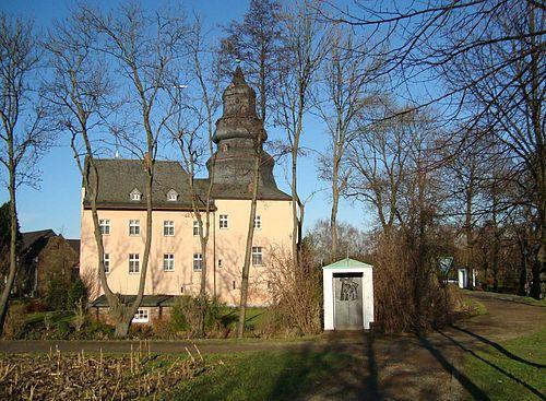 Дик-хоф, Бюдерих. Свободное изображение Викимедии, автор perlblau.