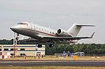 EGLF - Bombardier Challenger 605 - 9H-VFG (42887247955).jpg