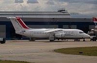 EI-RJY - RJ85 - Cityjet