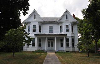 Elizabeth Kunkel House building in West Virginia, United States