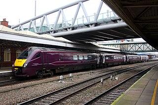 British Rail Class 222