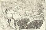 Each sheltered under one of the novel umbrellas.jpg