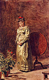 Eakins, Young Girl Meditating 1877.jpg