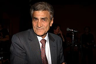 Ealing Jazz Club - Fery Asgari, the manager of the Ealing Club.