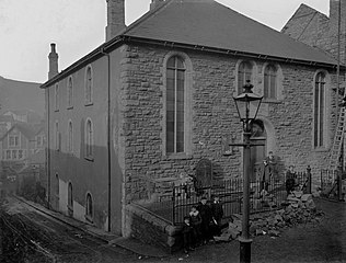 Ebenezer Baptist Chapel, Abertillery