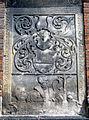 Eberhard von Berckhusen, um 1525-1564, Grabplatte an der südlichen Aussenwand der Marktkirche in Hannover.jpg