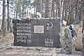 Ebreju masu kapa vieta Rumbulas mežā (vairāk kā 26000 cilvēku) WW2, Rumbula, Rīga, Latvia - panoramio (14).jpg