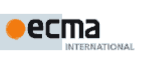 Ecma International - Image: Ecma International logo