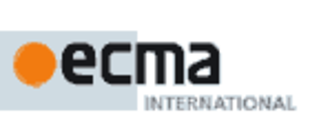 Ecma International - Image: Ecma International logo