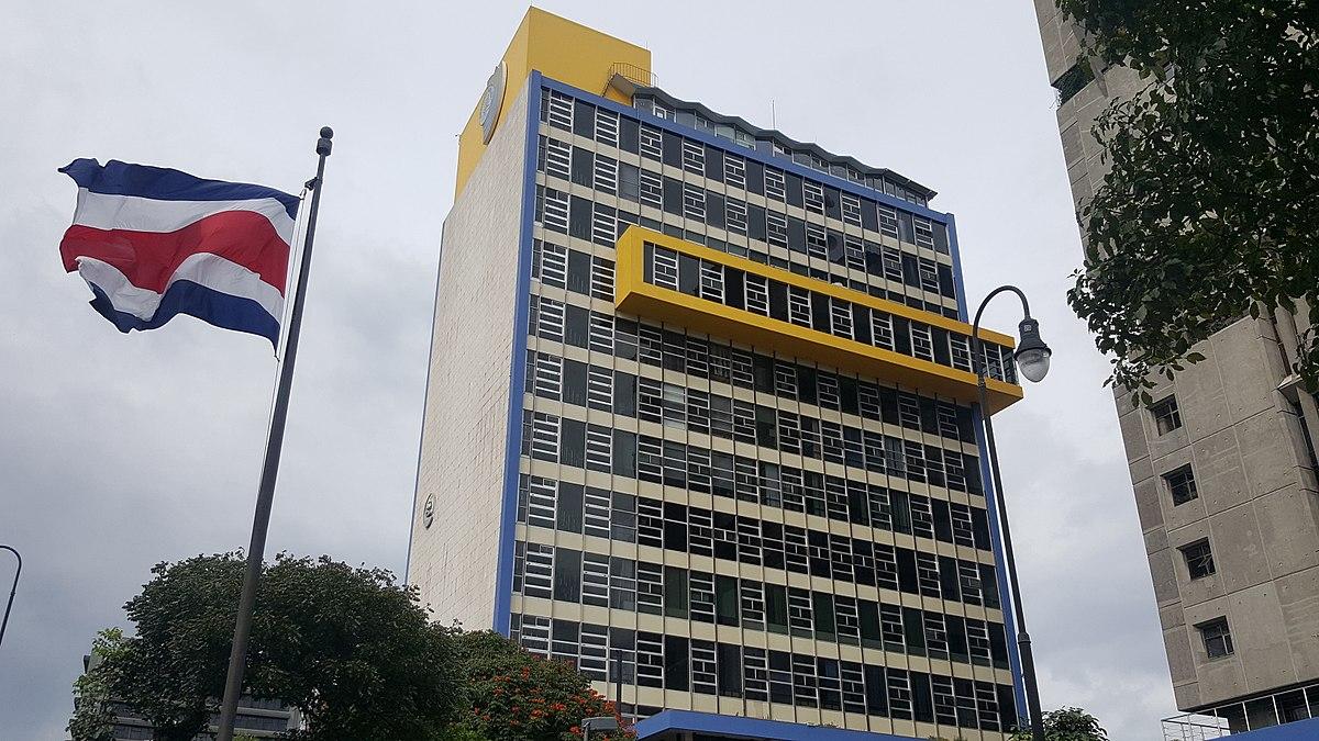 Edificio laureano echandi vicente ccss wikipedia la for Oficina de la seguridad social mas cercana