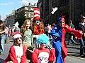 Edinburgh Festival Fringe Performers - geograph.org.uk - 218416.jpg