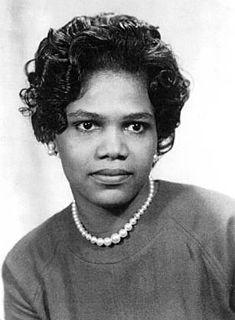 Edith Irby Jones American physician