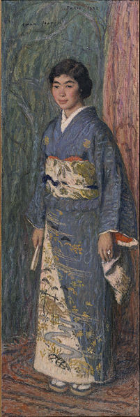 File:Edmond-François Aman-Jean - Portrait of a Japanese Woman (Mrs. Kuroki) - Google Art Project.jpg