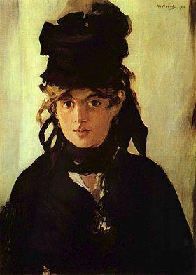 Artiste Édouard Manet Année 1872 Technique huile sur toile Dimensions (H × L) 55 cm × 38 cm Localisation Musée d'Orsay