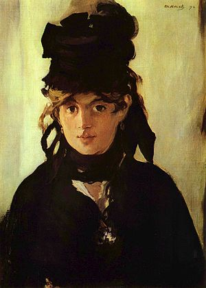Berthe Morisot, 1872