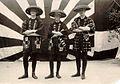 Edward VIII with his staff wearing Happi 1922.jpg