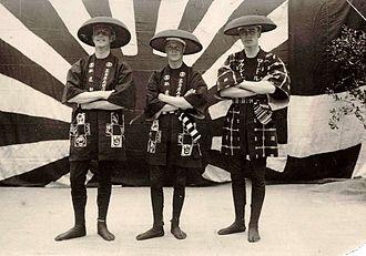 Takashimaya - Edward VIII, Louis Mountbatten, 1st Earl Mountbatten of Burma