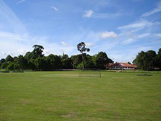 Edwinstowe - Edwinstowe Cricket Ground