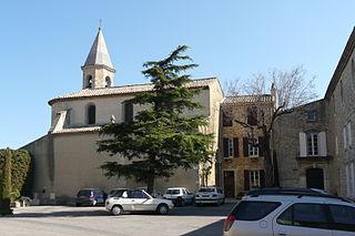 Jonquerettes Commune in Provence-Alpes-Côte dAzur, France