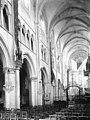 Eglise - Nef vue de l'entrée - Donnemarie-Dontilly - Médiathèque de l'architecture et du patrimoine - APMH00035802.jpg