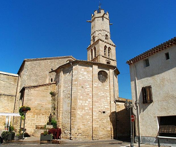 Monument historique à Villeneuve-lès-Béziers