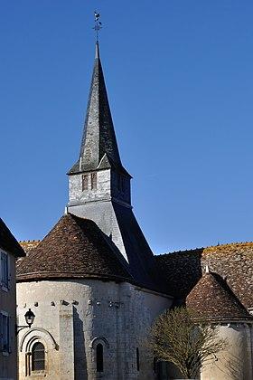 eglise catholique Indre