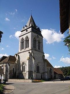Saint-Pierre-dAutils Part of La Chapelle-Longueville in Normandy, France