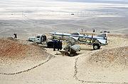 Egyptian SA-2 SAM