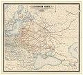 Eisenbahnkarte des oestlichen Europa, mit besonderer Berücksichtigung des Russischen Reiches.jpg
