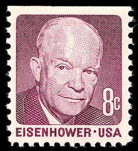 Eisenhower 1971 Issue-8c