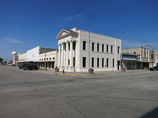 El Campo, Texas City in Texas, United States