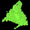 El Cuadron (Madrid) mapa.png