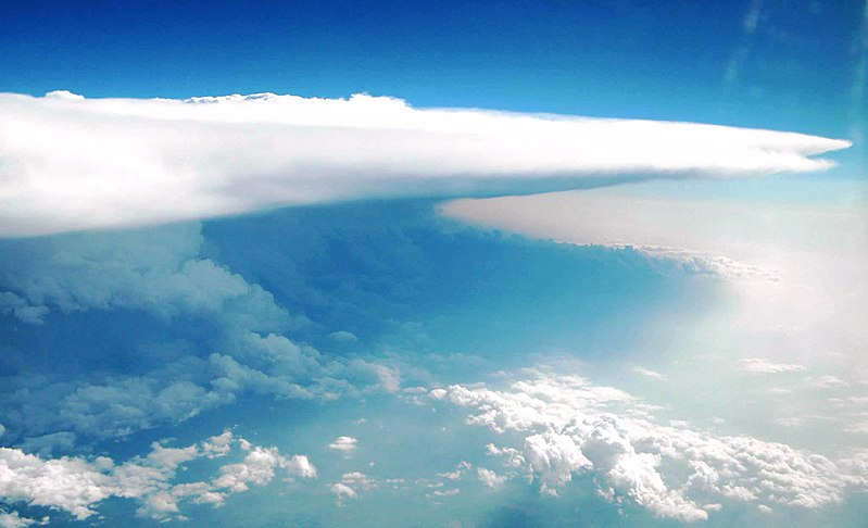 File:El Reno, OK supercell from above 2013-05-31.jpg