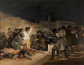 CRIATURAS DE OTRA DIMENSION - Página 6 275px-El_Tres_de_Mayo,_by_Francisco_de_Goya,_from_Prado_thin_black_margin