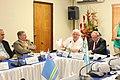 El presidente de la Asamblea Nacional, Fernando Cordero Cueva, ante la Junta Directiva del Parlamento Latinoamericano, reunida en Panamá, presentó su renuncia a su cargo de Presidente Alterno del (8734570433).jpg