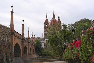 Lagos de Moreno - View of Lagos de Moreno