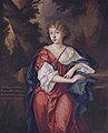 Elizabeth, Countess of Ailesbury (1656-1697) by follower of Peter Lely.jpg