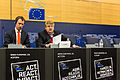 Elmar Brok Press conference Strasbourg European Parliament 2014-02-03 10.jpg