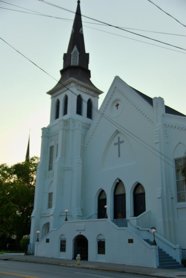 Emanuel African Methodist Episcopal Church, Charleston, SC