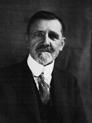 Paris Institute of Statistics - Émile Borel, founder of ISUP (1922)