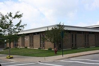 Emmet County, Michigan - Image: Emmet County Michigan Building